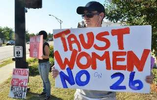 Mississippi's Initiative 26 Challenges Women's Personhood