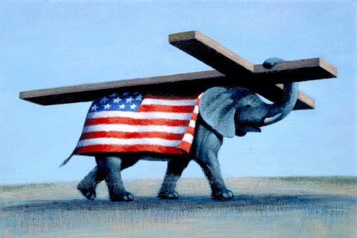 Atheist Republicans: Supporting a Party That Hates Them