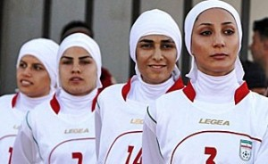 The Hijab on the Pitch