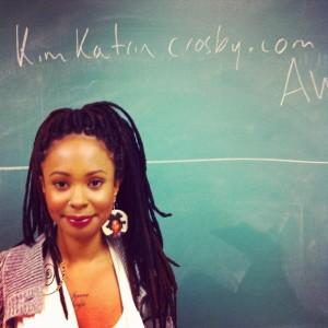 Kim Katrin Crosby