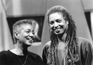 June Jordan and Angela Y. Davis (A Place of Rage)