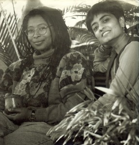 Alice Walker and Pratibha Parmar