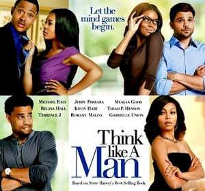 Think Like a Man Promotional Poster
