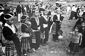 Hmong Refugees in Thailand | Picture from UCLA International Institute