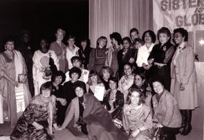 Sisterhood is Global at Lincoln Center