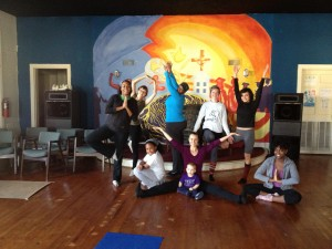 Towards Community Wellness: Healing from Trauma through Yoga