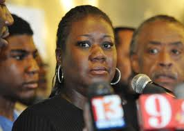 Sybrina Fulton (Trayvon's mother)