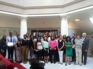 BSLA scholars, members and community