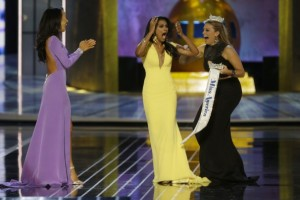 Miss America is Indian-American