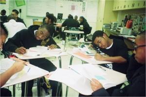 King Drew scholars