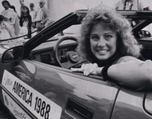 Kaye Lani Rae Rafko, Miss America 1988