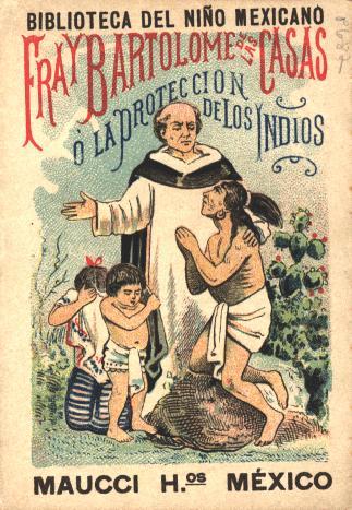 Christopher Columbus and Bartolome de las Casas