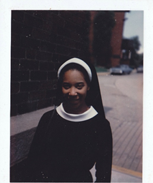 Sister M. Martin de Porres Grey, Pittsburgh's 1st Black Religious Sister of Mercy and Chief Architect of the National Black Sisters' Conference, c. 1963