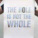 theholeisnotthewhole