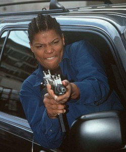 Queen Latifah as Cleo Sims (Set It Off)