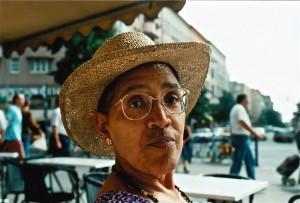 Audre With Hat
