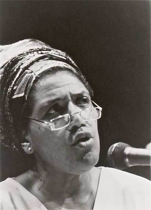 audre lorde There is no such thing as a single-issue struggle, because we do not live single- issue lives –audre lorde[1] intersectionality is the recognition that categories of .