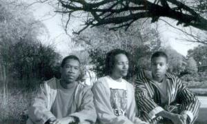 L to R: Duncan Teague, Tony Daniels, and Malik Williams (ADODI Muse)