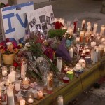 Memorial to Isla Vista Shooting Victims (Photo Credit: CNN)