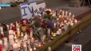 Memorial to Isla Vista Shooting Victims (Photo Credit: CNN)