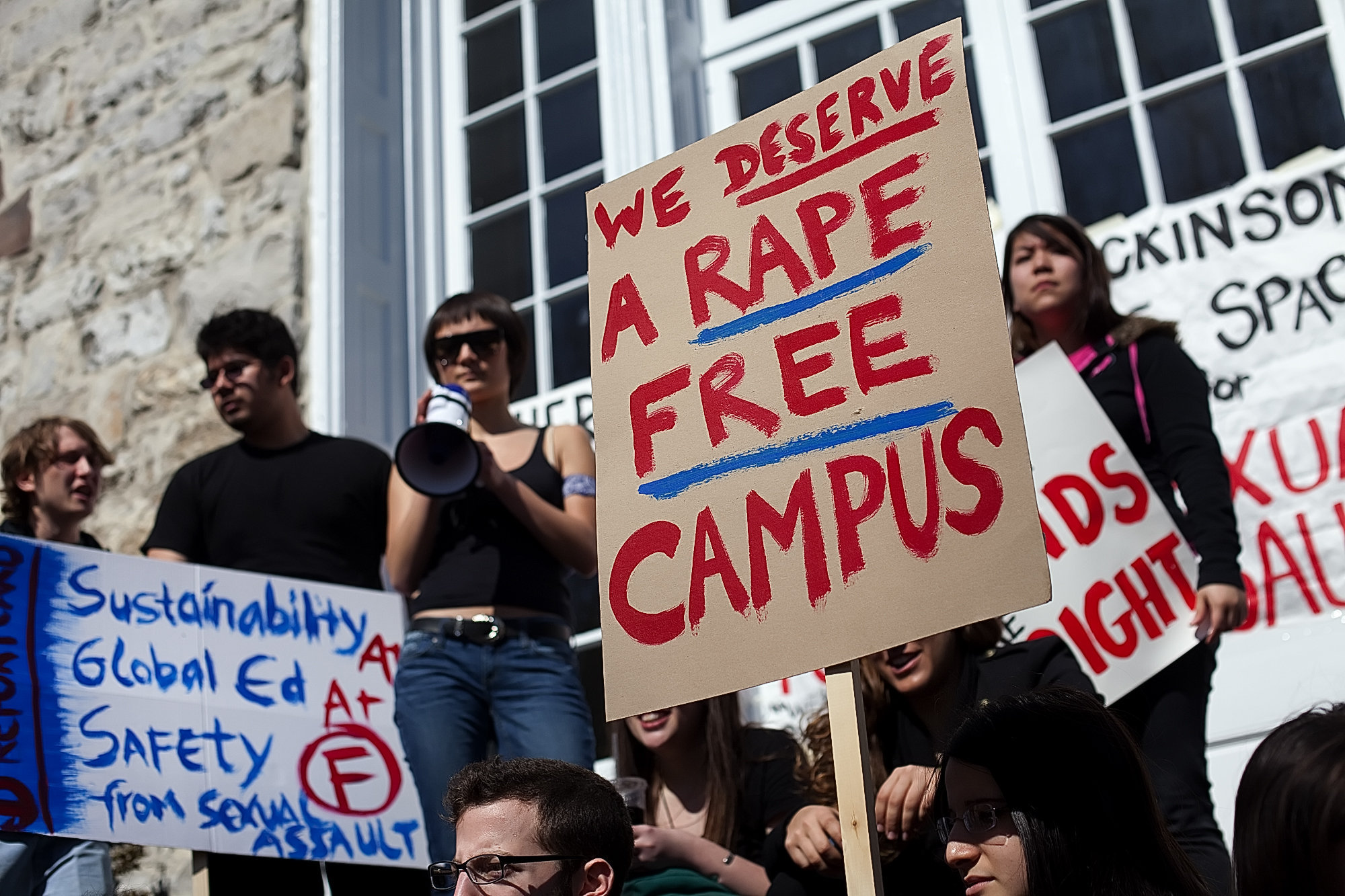 sexual violence and assaults in college Each year, tens of thousands of women who attend college in the us become survivors of sexual assault, yet colleges and universities lack any real incentive to investigate these incidents or comply with federal reporting standards under title ix, colleges and universities have a legal obligation to provide an environment.