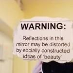 Beauty Reflection Warning