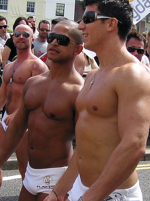 Gay Black White Men 12