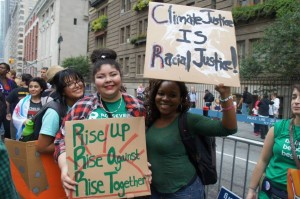 climate justice and gender