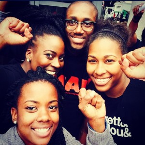 Black Freedom Fighters in Ferguson: Some of us are queer
