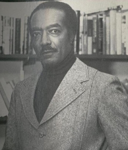 Hoyt Fuller Image Courtesy of Atlanta University source: http://bit.ly/1srGckS