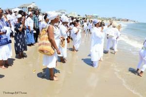 Prayers at the Water photo credit: Bill Thomas of Third Images