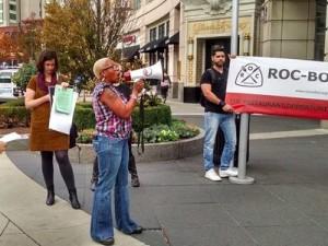 ROC Protest