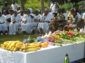 Remembrance in Charleston, South Carolina at Sullivan's Island-photo credit Brenda Peart 1 of 12