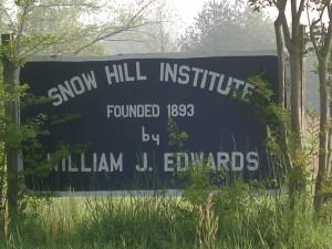 Snow Hill Institute photograph: ©Aishah Shahidah Simmons
