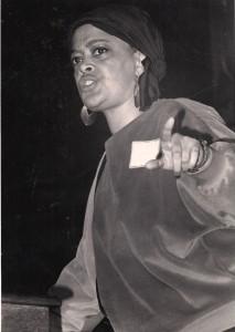Toni Cade Bambara Southern Rural Woman's Network Conference, 1982 Photograph/Copyright: Monica F. Walker