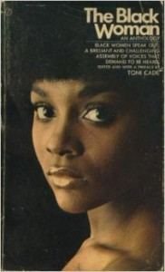 The Black Woman cover (vintage)