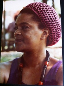 Toni Cade Bambara, West End Festival ©Susan J. Ross