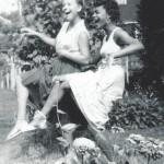 Carole Brown and Toni Cade Bambara circa 1950s courtesy: Carole Brown