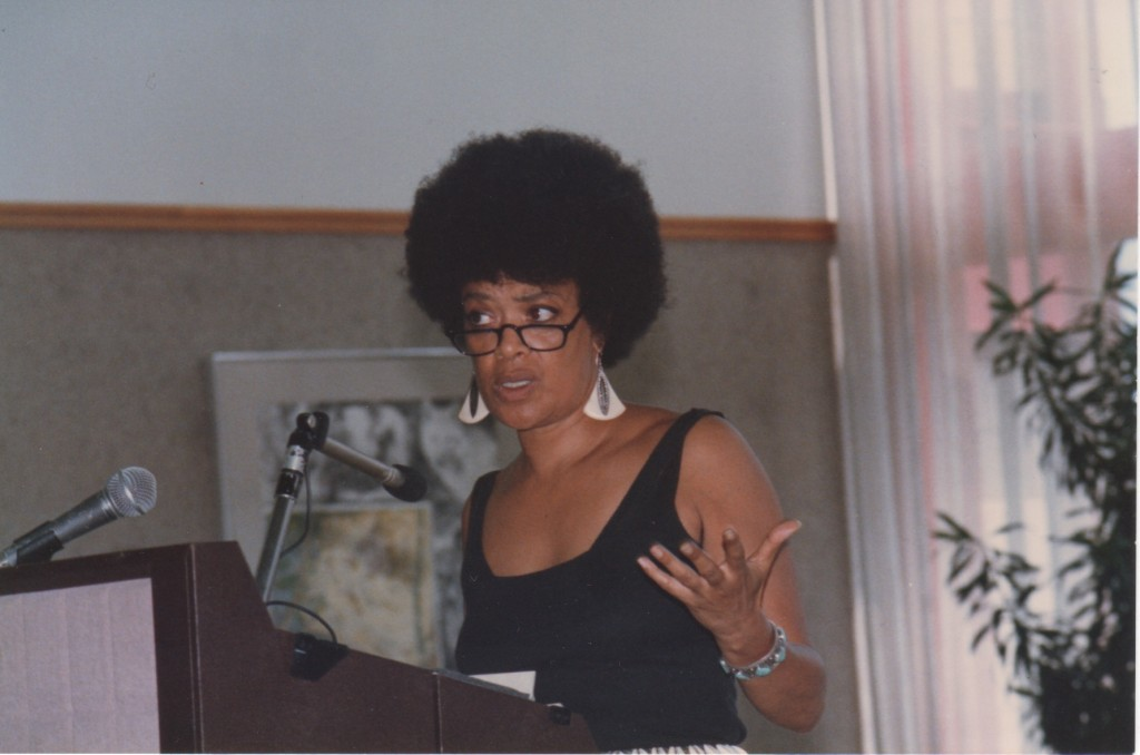 Toni Cade Bambara, Southern Collective of African American Writers (SCAAW), 1988 ©Susan J. Ross