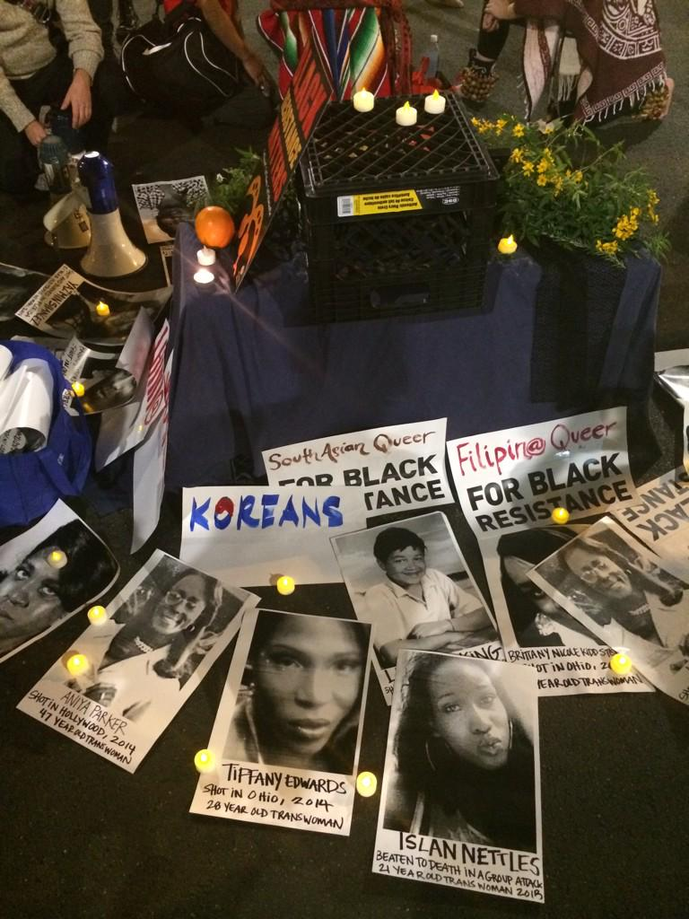 Mourners for Black Queer and Trans Lives Attacked by Castro Bar