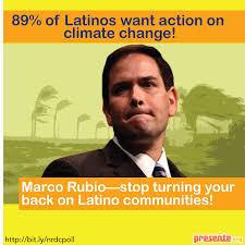 Marco Rubio's Flat Earth Minstrelsy