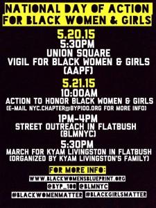 #BlackLivesMatter NYC