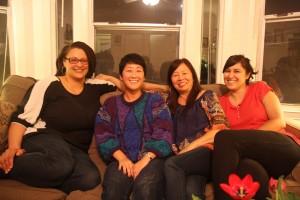 Free Marissa Now & Stand With Nan-Hui: Alisa Bierria, Hyejin Shim, Mimi Kim, and Emi Kane