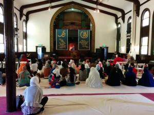women's masjid of America