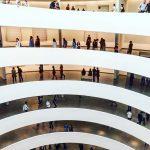 Agnes Martin at the Guggenheim