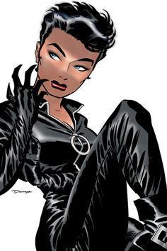 Selina Kyle (The New 52)